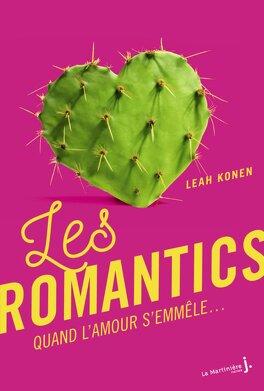 Couverture du livre : Les Romantics
