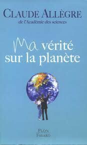 Couverture du livre : Ma vérité sur la planète