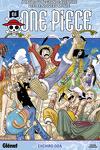 couverture One Piece, Tome 61 : À l'aube d'une grande aventure vers le nouveau monde