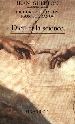Couverture du livre : Dieu et la Science