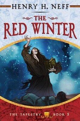 Couverture du livre : L'académie Rowan, tome 5 : The Red Winter
