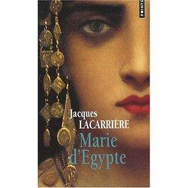 Couverture du livre : Marie d'Egypte
