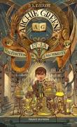 Archie Greene, Tome 2 : Archie Greene et la malédiction de l'alchimiste