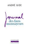 couverture Journal des Faux-Monnayeurs