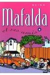 couverture Mafalda, tome 8 : Mafalda et ses amis