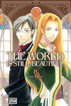 couverture The World is Still Beautiful, Tome 8
