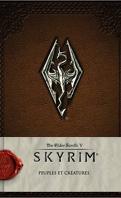 The Elder Scrolls V, Skyrim - Peuples et créatures