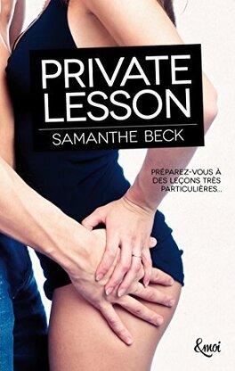 Couverture du livre : Private Pleasures, Tome 1 : Private Lesson