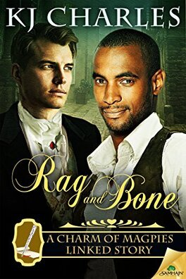Couverture du livre : Rag and Bone