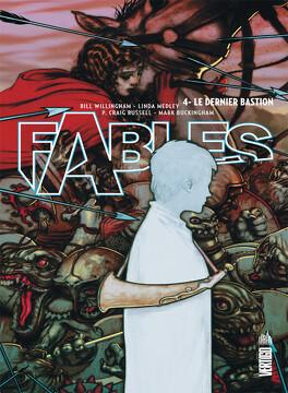 Couverture du livre : Fables, tome 4 : Le Dernier Bastion