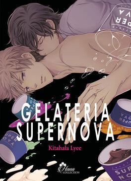 Couverture du livre : Gelateria Supernova
