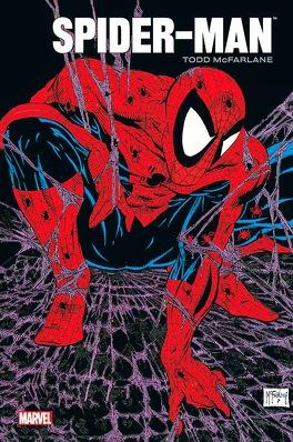 Couverture du livre : Marvel Icons - Spider-Man par Todd McFarlane 1