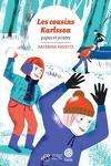 couverture Les cousins Karlsson, Tome 6 : Papas et pirates