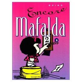Couverture du livre : Mafalda, Tome 2 : Encore Mafalda