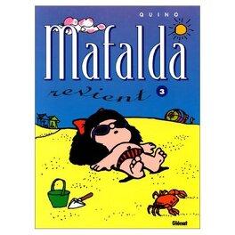 Couverture du livre : Mafalda, Tome 3 : Mafalda revient