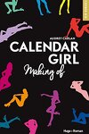 couverture Calendar Girl, Making of