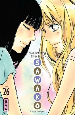Couverture du livre : Sawako, tome 26