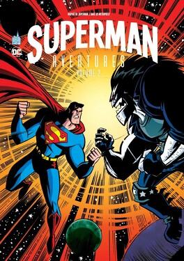 Couverture du livre : superman aventure, tome 2