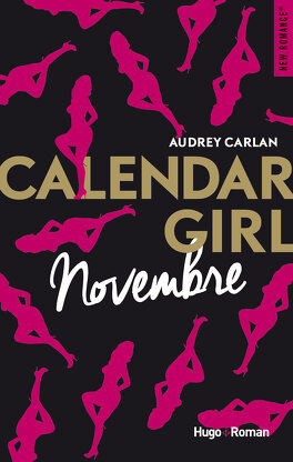 Couverture du livre : Calendar Girl, Tome 11 : Novembre