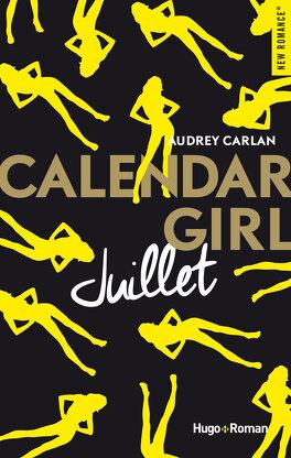 Couverture du livre : Calendar Girl, Tome 7 : Juillet