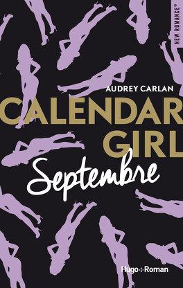 Couverture du livre : Calendar Girl, Tome 9 : Septembre