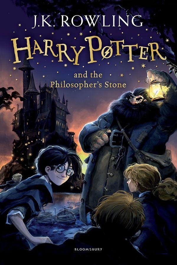 Couvertures Images Et Illustrations De Harry Potter Tome 1