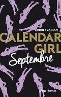 Calendar Girl, Tome 9 : Septembre