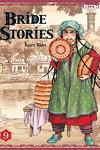 couverture Bride Stories, Tome 9