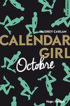 couverture Calendar Girl, Tome 10 : Octobre