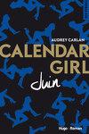 couverture Calendar Girl, Tome 6 : Juin