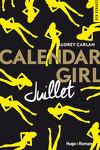 couverture Calendar Girl, Tome 7 : Juillet