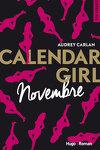 couverture Calendar Girl, Tome 11 : Novembre
