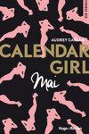 couverture Calendar Girl, Tome 5 : Mai