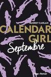 couverture Calendar Girl, Tome 9 : Septembre