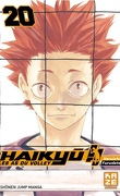 Haikyū !! Les As du volley, Tome 20
