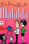 couverture Mafalda, Tome 7 : La famille de Mafalda
