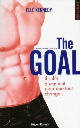 Couverture du livre : Off-Campus, Tome 4 : The Goal
