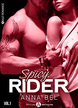 Spicy Rider - Tome 1 d'Anna Bell Spicy-rider---tome-1-875074-264-432
