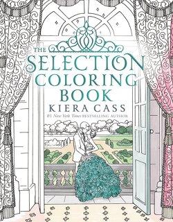 Couverture de The Selection Coloring Book