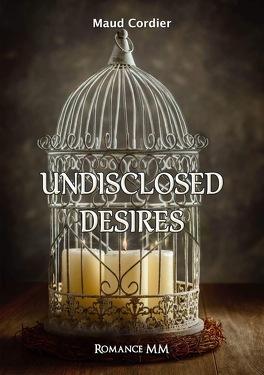 Couverture du livre : Undisclosed desires
