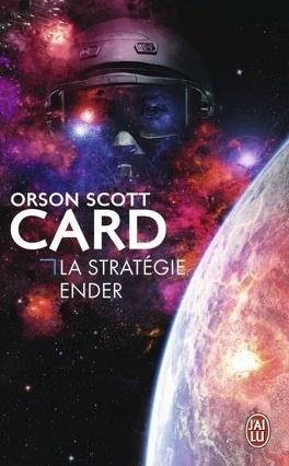 Couverture du livre : Le Cycle d'Ender, Tome 1 : La Stratégie Ender