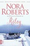 couverture Les Étoiles de la fortune, Tome 3 : Riley