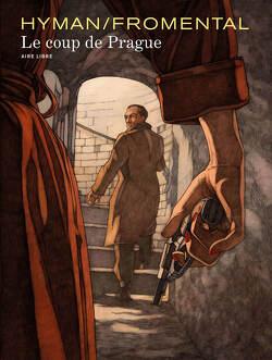 Couverture de Le Coup de Prague
