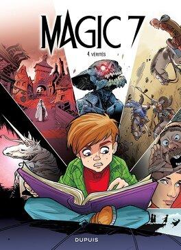 Couverture du livre : Magic 7, tome 4 : Vérités
