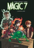 Magic 7, tome 3 : Le retour de la bête
