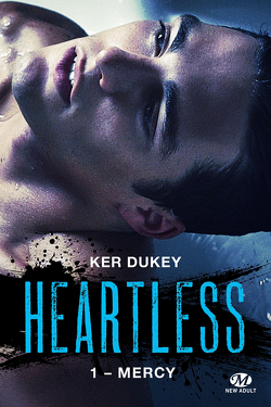 Couverture de Heartless, Tome 1 : Mercy