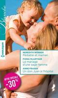 Pédiatre et maman + Le mariage d'une sage-femme + Un don Juan à l'hôpital