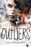 couverture Outliers, Tome 1 : Les Anomalies