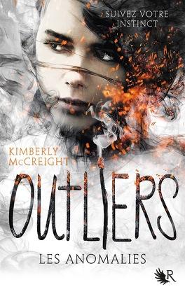 Couverture du livre : The Outliers, Tome 1 : Les Anomalies