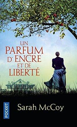 Couverture du livre : Un parfum d'encre et de liberté